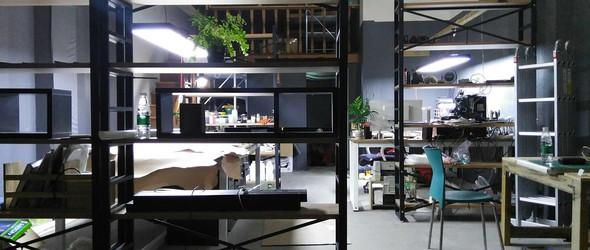 新的工作室