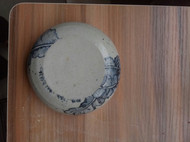 集.物瓷器原创手工青花小碗一枚😀