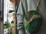 手工苔藓包