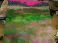 一些小幅风景画