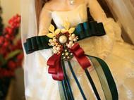 复古婚礼领结