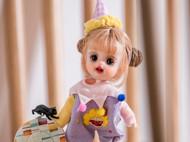 我的一些粘土娃娃
