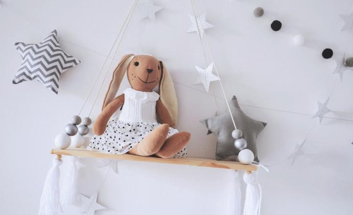 穿衣换装布艺布偶兔子纱裙兔兔