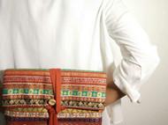 民族风手拿包/iPad包/可单肩使用