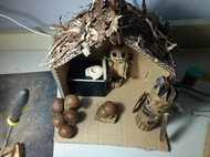 奇怪的小屋
