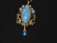 巴洛克异型珍珠饰品分享