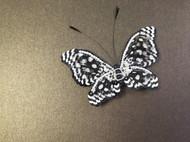 法式刺绣-蝴蝶