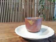紫陶柴烧茶杯