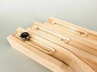 永宁组子 角麻组子角度铲台制作套装 组子细工