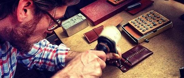 【职人工作室】美国手工皮具工作室,这样的氛围,我喜欢!!!