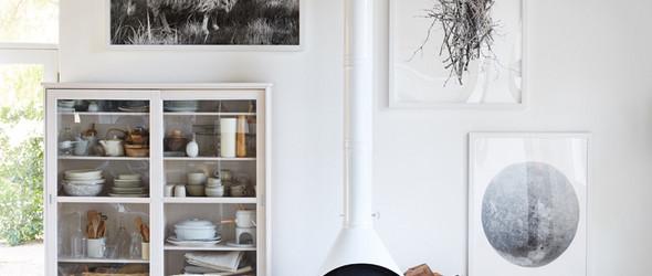 简约而温暖   生活摄影师  Victoria Pearson 的完美之家