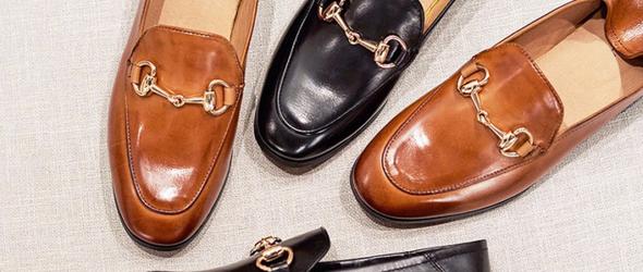 女孩们,来一双乐福鞋过一个完美的秋天!