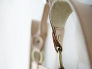 LINE ARTISANAL 原创设计 手工包 植鞣皮双肩包 复古牛皮包