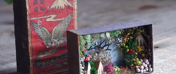 微缩的奇幻花园世界,邂逅小世界的美丽与想象 | coco style