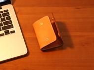 不期而遇丨手工 真皮钥匙包 牛皮 原创设计 大容量 定制钥匙套
