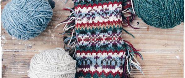毛线,毛线:一组有关于毛线编织相关的温暖美图