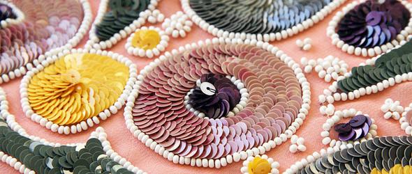 珠绣-分享收集美丽珠绣美图