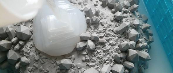 水晶龙胎 中华金龙标本 凡尼亨3D树脂画龙