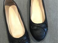 小香风双C芭蕾舞鞋单鞋