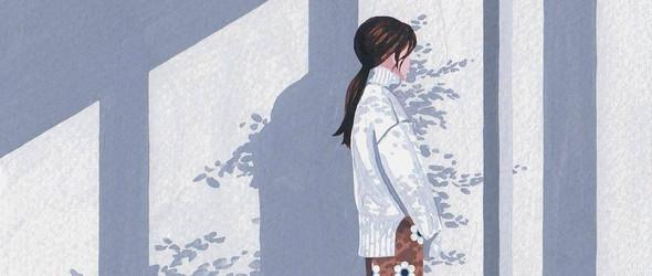 少女情怀总是诗 | 韩国插画师@uuuu__jin 清新而温柔的插画