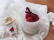 colar | 草莓香薰蜡烛
