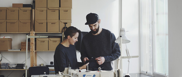 立陶宛设计师品牌 Under My Roof:手工皮具作品精选集