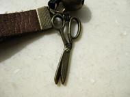 笛的原创防尘塞 手工客特别定制版 小剪刀款