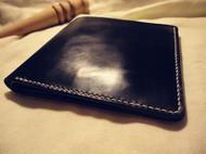纯手工短款两折钱包,经典简约款