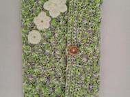 【MM010】长方形棉线钩织零钱包/纸巾包