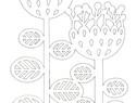 80个免费的入门级纸雕刻纸模板(Papercut Patterns)与纸雕创作视频