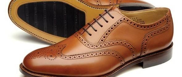 #闲话手工鞋# 说说Brogue(牛津鞋)的分类吧