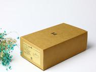 WOODIN实木北欧榫卯高级格调原创意手工艺礼品首饰收纳印章盒月桥