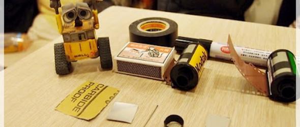 Geek DIY-自制一个不可预期的火柴盒针孔相机教程(超多图)