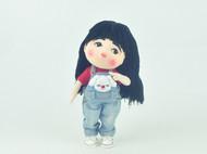 姐姐 手工布偶