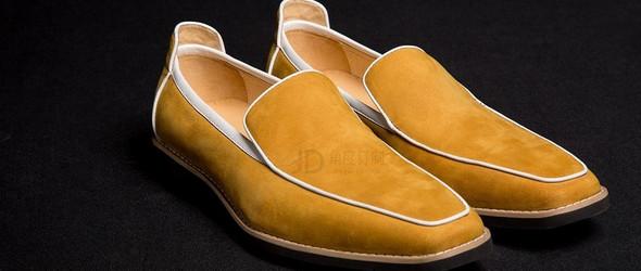 角度订制手工定制皮鞋,好看一点,穿的更合脚一点