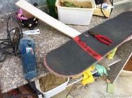 用滑板跟小米合作