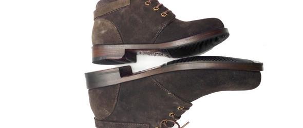 特殊脚量身定制案例之一 守根手工鞋铺