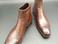 复古个性男靴