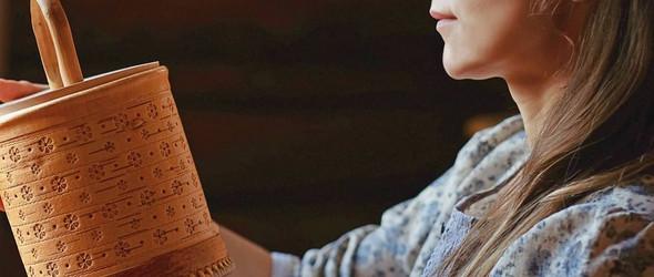 白桦树皮制作的工艺品 |𝗦𝘃𝗲𝘁𝗹𝗮𝗻𝗮 𝗞𝗼𝗿𝗲𝗻𝗲𝘃𝗮