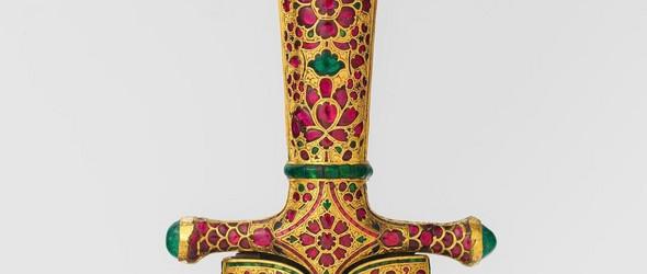 精美绝伦的古董刀剑与火枪 | Arms & Armor