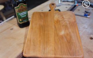 木质砧板详细制作教程