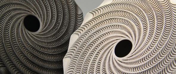 还原木材本质的木雕 | 瑞士艺术家Jerome Blanc(热罗姆·布兰克)作品集