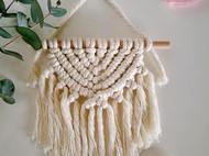 温馨有爱的小挂毯