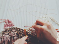MAYIN FRIDAY Nature Story 羊毛挂毯编织课程/材料包