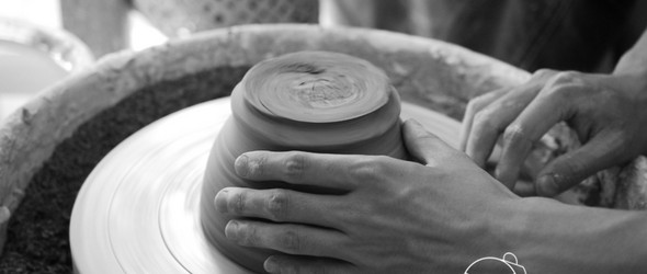 如何做一只陶瓷碗-修坯