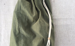 那条几乎全新的绿色长裤刮破后一