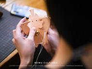 周末手工皮具体验课 | DIY了三件小皮件