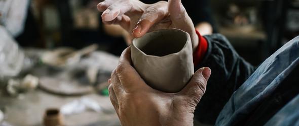 与泥土认知自然|南郊·苏打烧陶艺课第四期招生