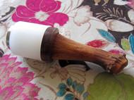 自制皮雕手锤