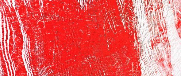 点线面一体的抽象绘画 | Mio Yamato